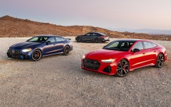 Mercedes-AMG GT 63 S 4MATIC+ 4-Door Coupé Audi RS 7 Sportback BMW M8 Competition Gran Coupé