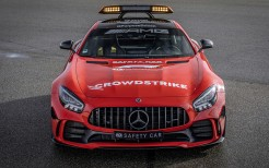 Mercedes-AMG GT R F1 Safety Car 2021 5K