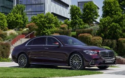 Mercedes-Benz S 450 4MATIC AMG Line 2021 4K
