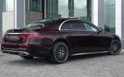 Mercedes-Benz S 450 4MATIC AMG Line 2021 4K 2