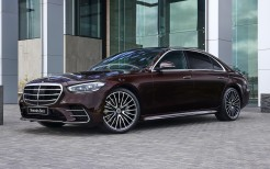 Mercedes-Benz S 450 4MATIC AMG Line 2021 4K 3