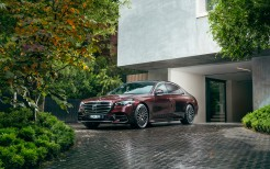 Mercedes-Benz S 450 lang 4MATIC AMG Line 2021 4K