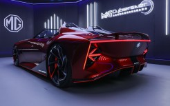 MG Cyberster Concept 2021 5K 2
