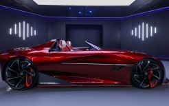 MG Cyberster Concept 2021 5K 3