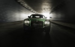 Rolls-Royce Wraith Black Badge Sportive Collection 2021 5K