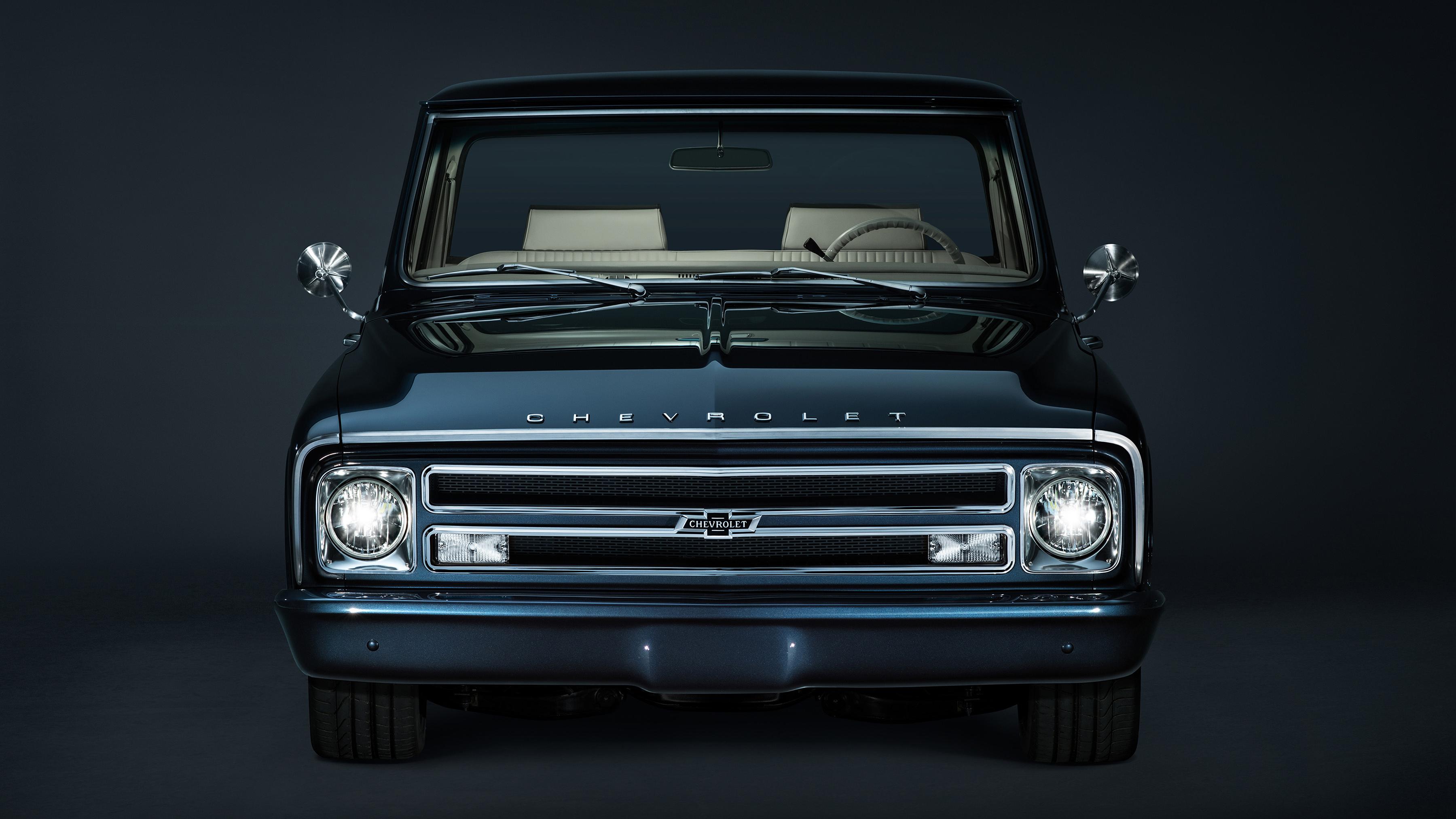 1967 Chevrolet C10 Centennial SEMA Truck Wallpaper | HD ...