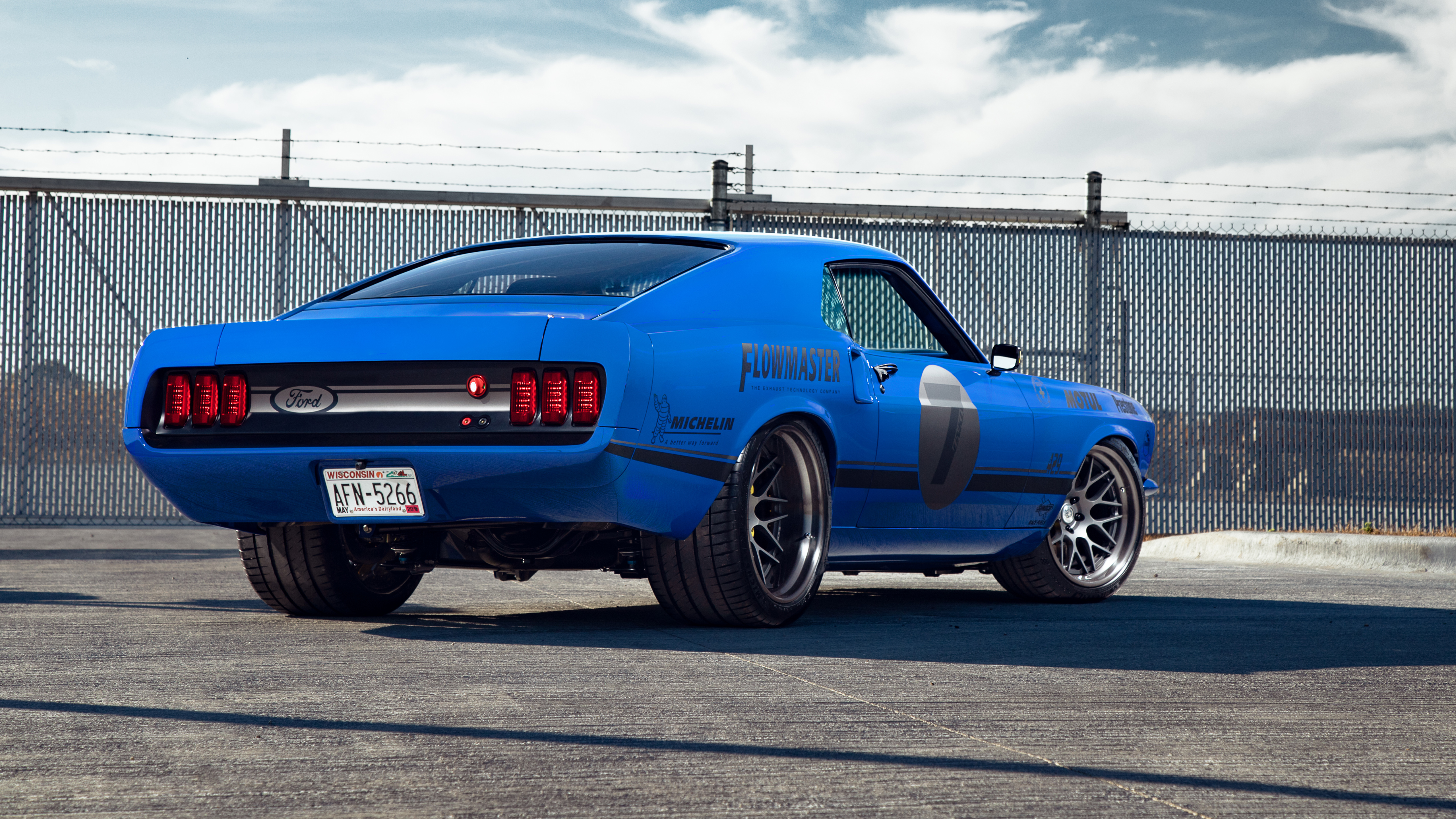 1969 Ringbrothers Ford Mustang Unkl 4K 3 Wallpaper | HD ...