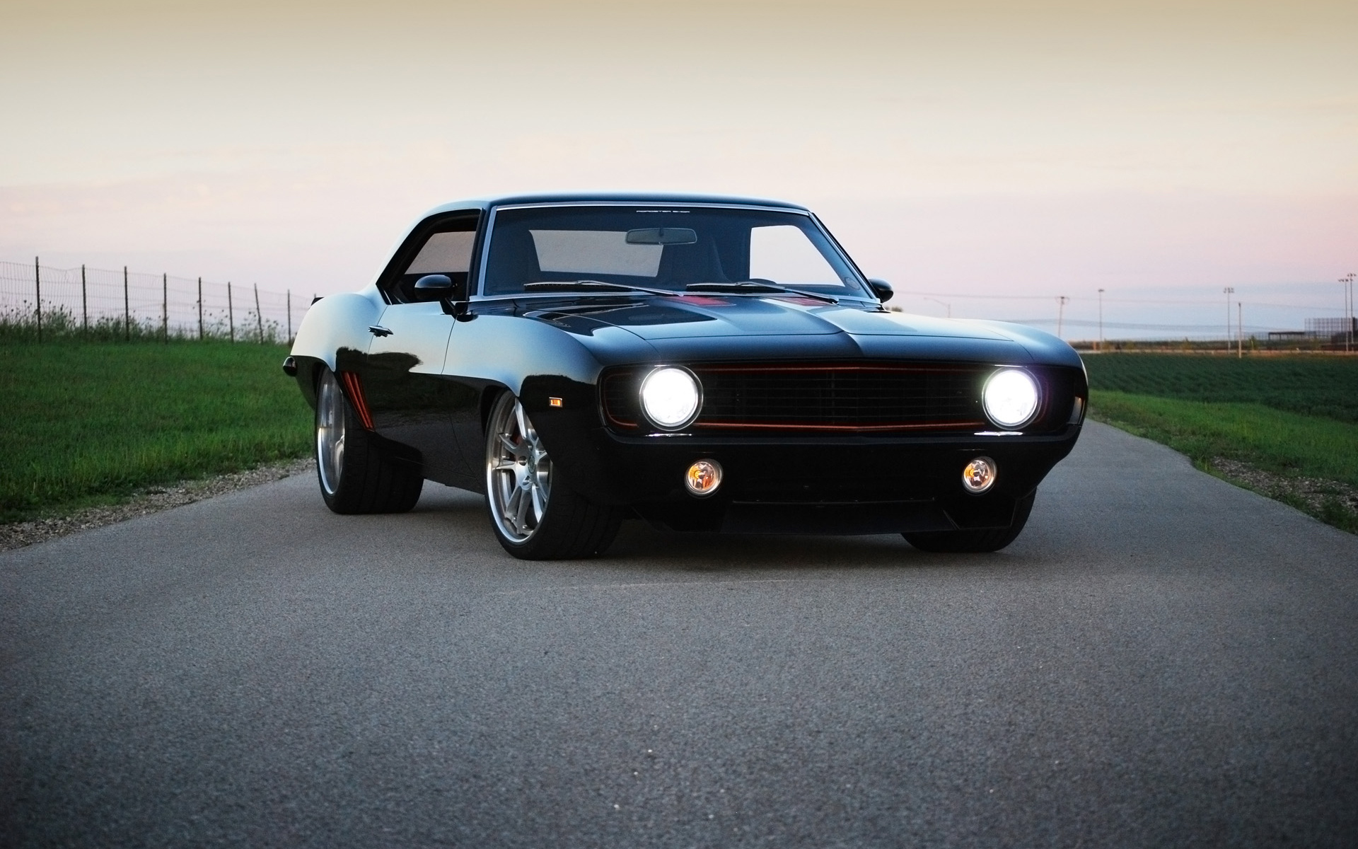 1969 Roadster Chevrolet Camaro Wallpaper Hd Car Wallpapers Id 2987