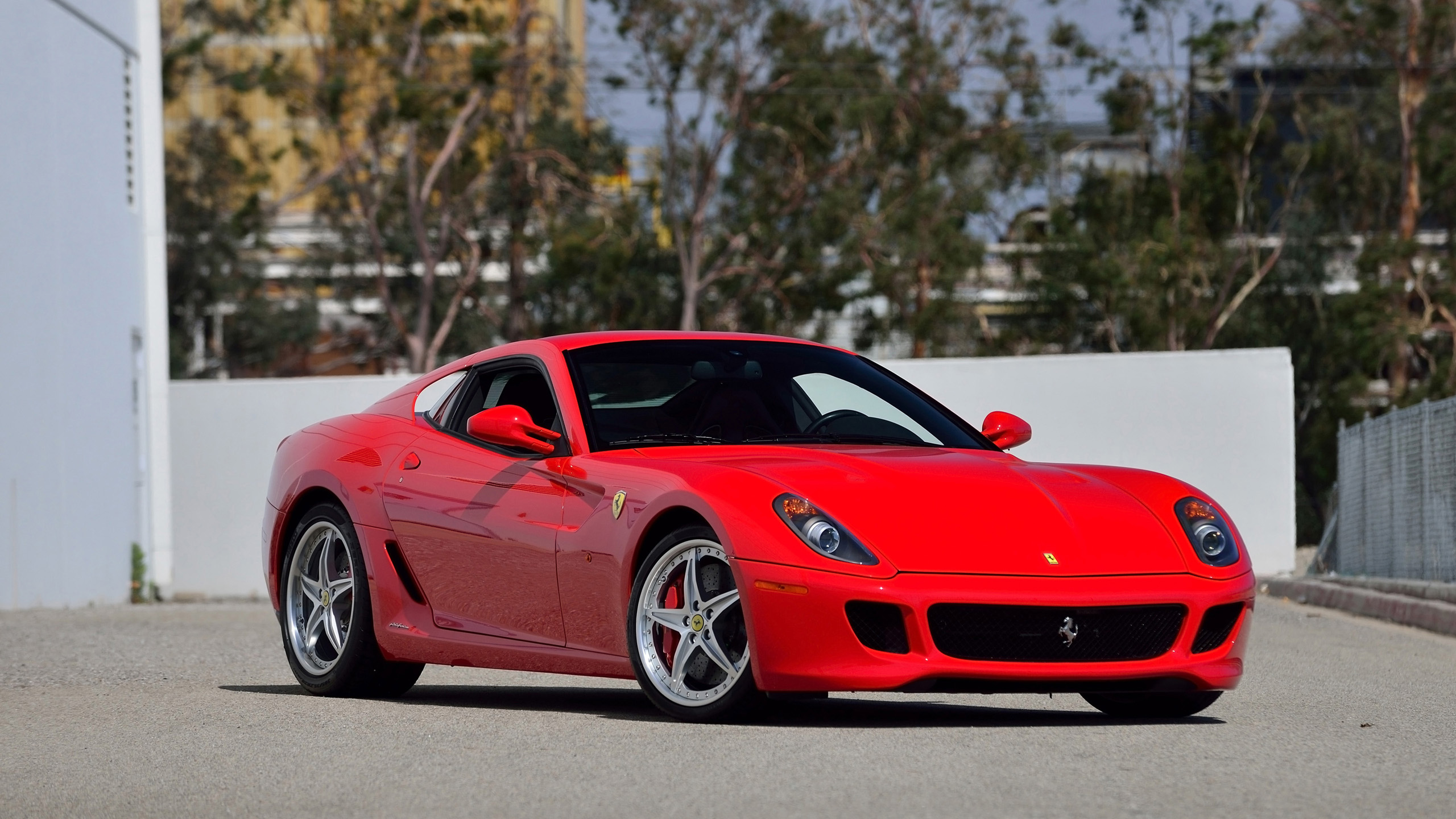 2007 Ferrari 599 GTB Fiorano Wallpaper  HD Car Wallpapers