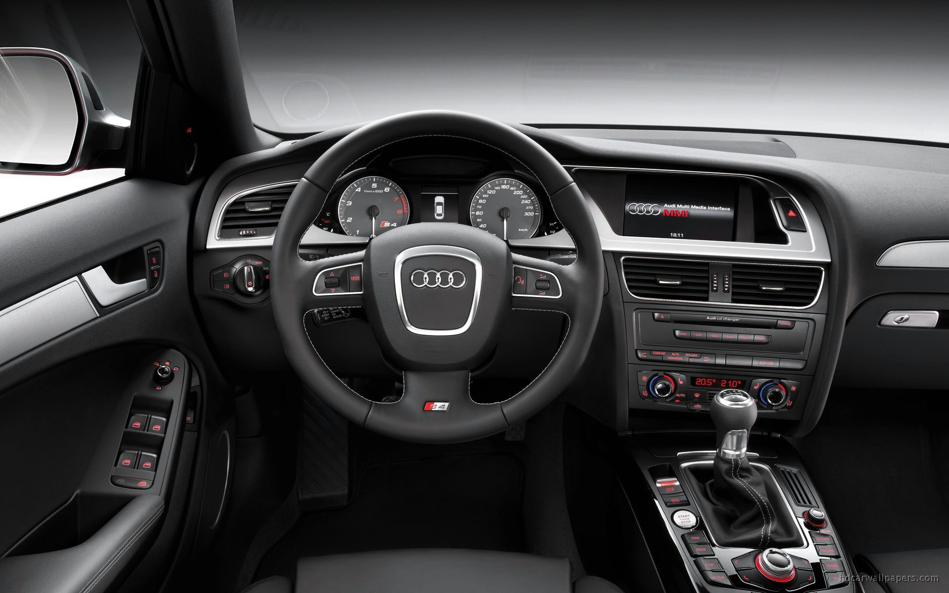 2009 audi s4 interior wallpaper hd car wallpapers id 78. Black Bedroom Furniture Sets. Home Design Ideas