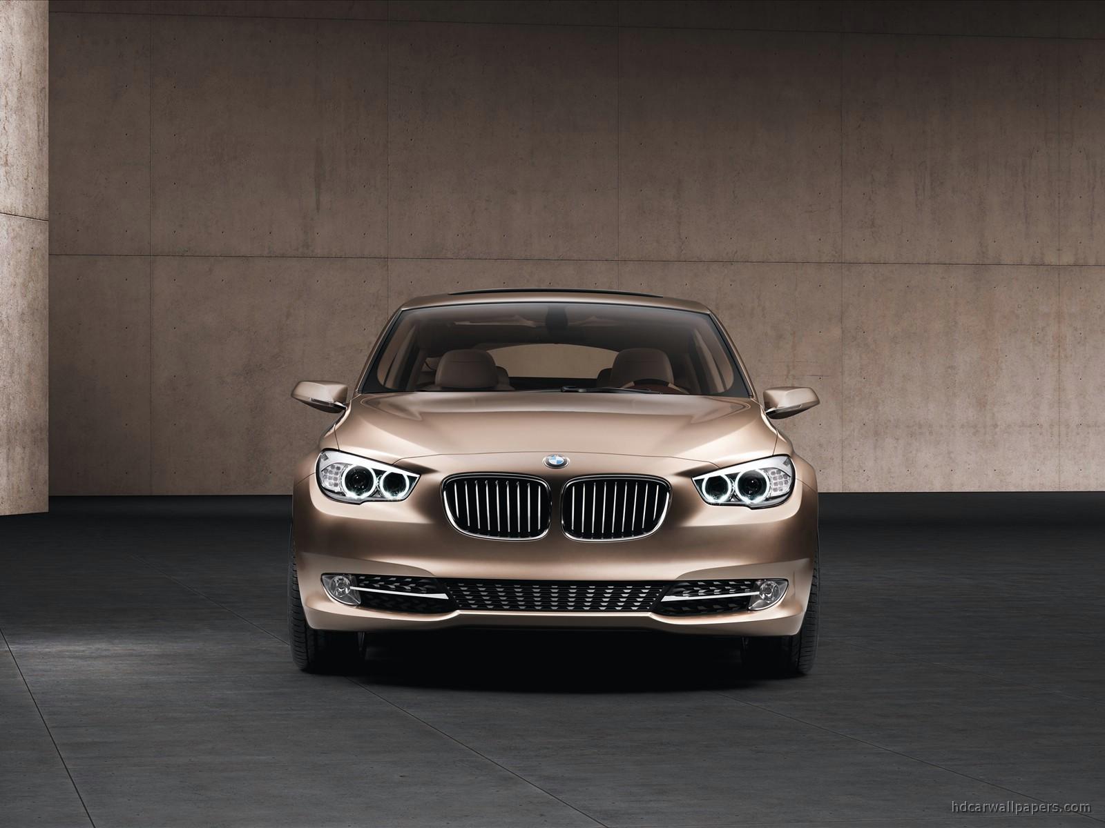 2009 BMW Concept 5 Series Gran Turismo Wallpaper | HD Car ...