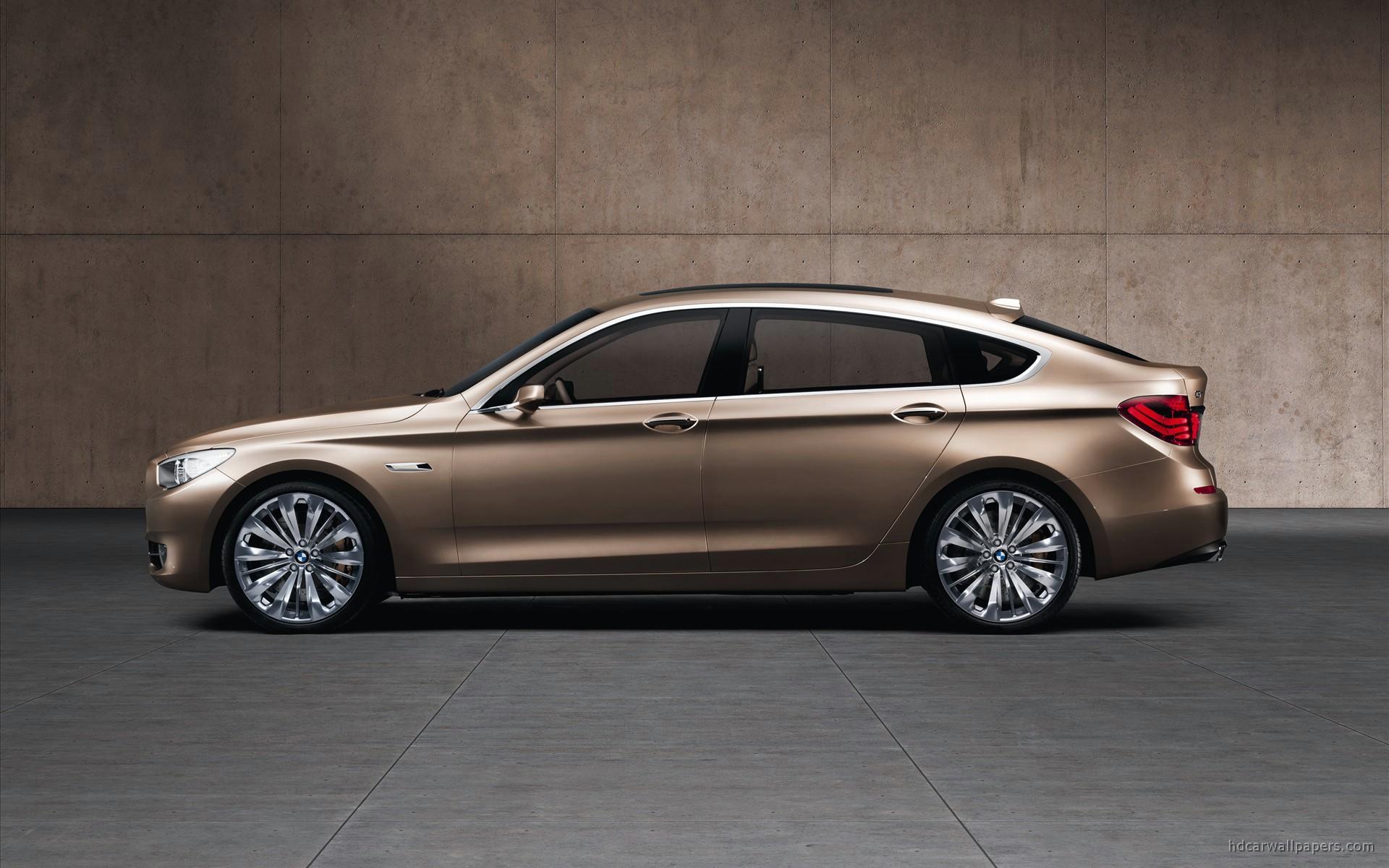 2009 BMW Concept 5 Series Gran Turismo 2 Wallpaper | HD ...