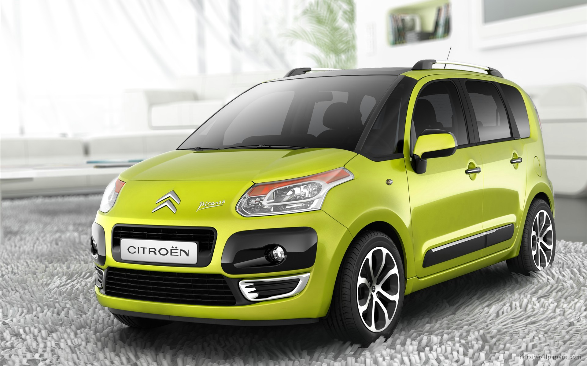 2009 citroen c3 picasso wallpaper hd car wallpapers. Black Bedroom Furniture Sets. Home Design Ideas