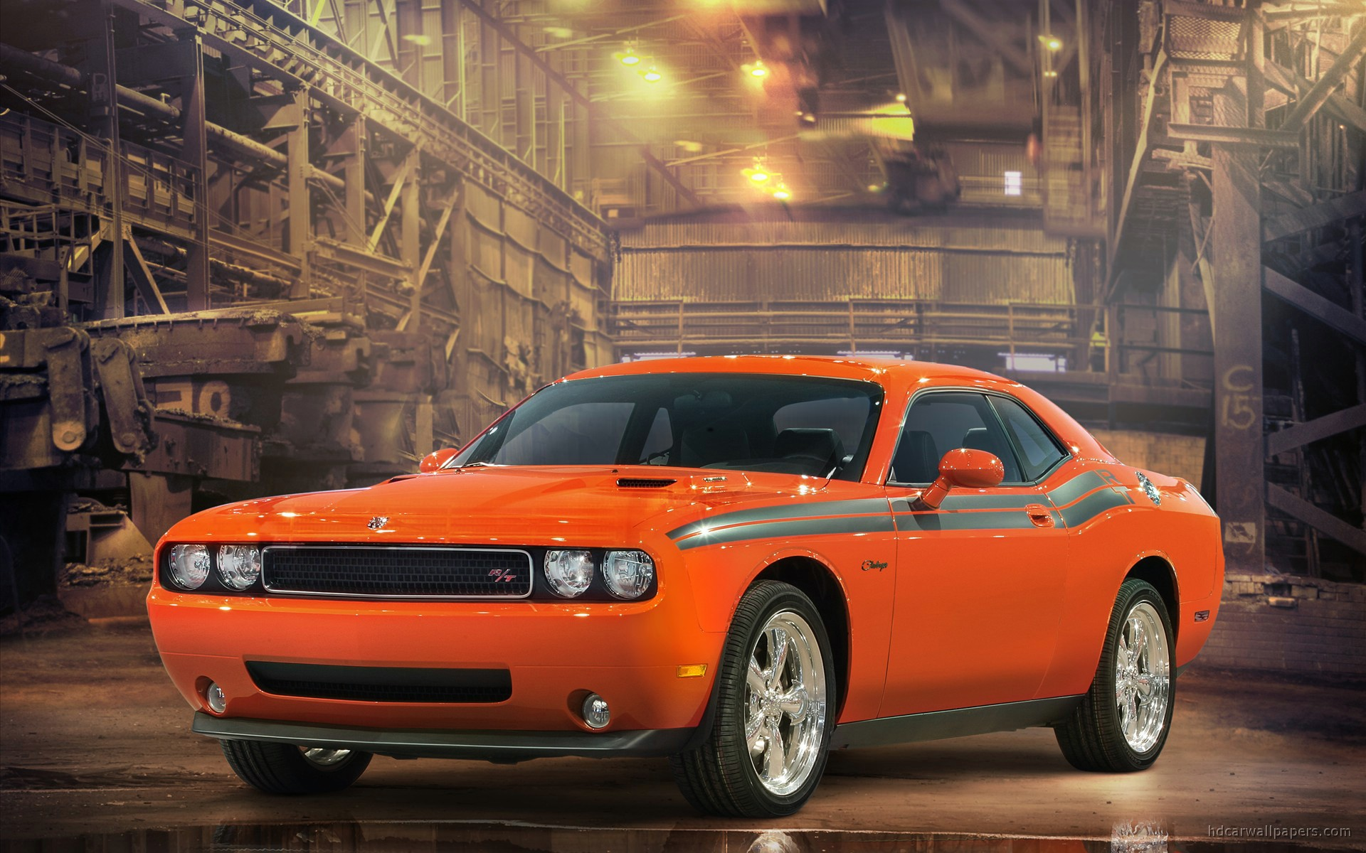 2009 dodge challenger rt classic wide