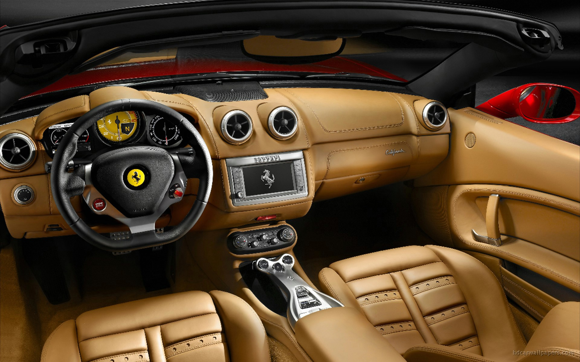 ferrari california 2009 wallpaper 355518. Black Bedroom Furniture Sets. Home Design Ideas