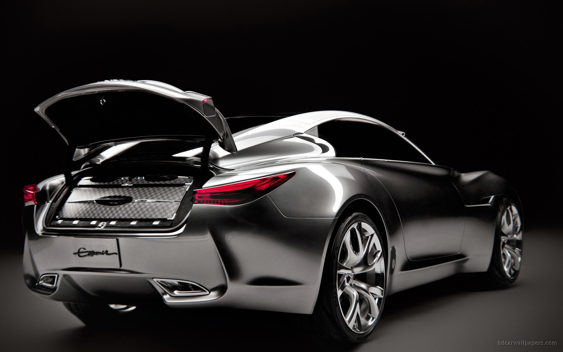 2009 Infiniti Essence Concept 4 Wallpaper   HD Car ...