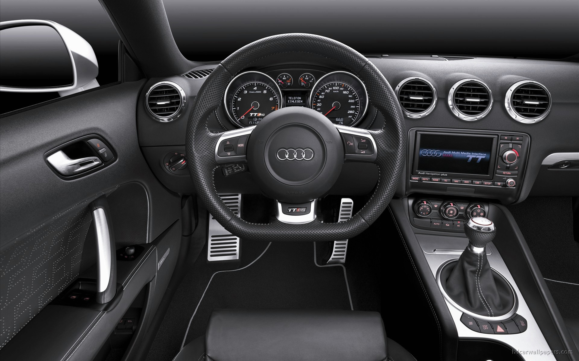 2010 audi tt rs coupe interior wallpaper hd car wallpapers for Audi tt interieur