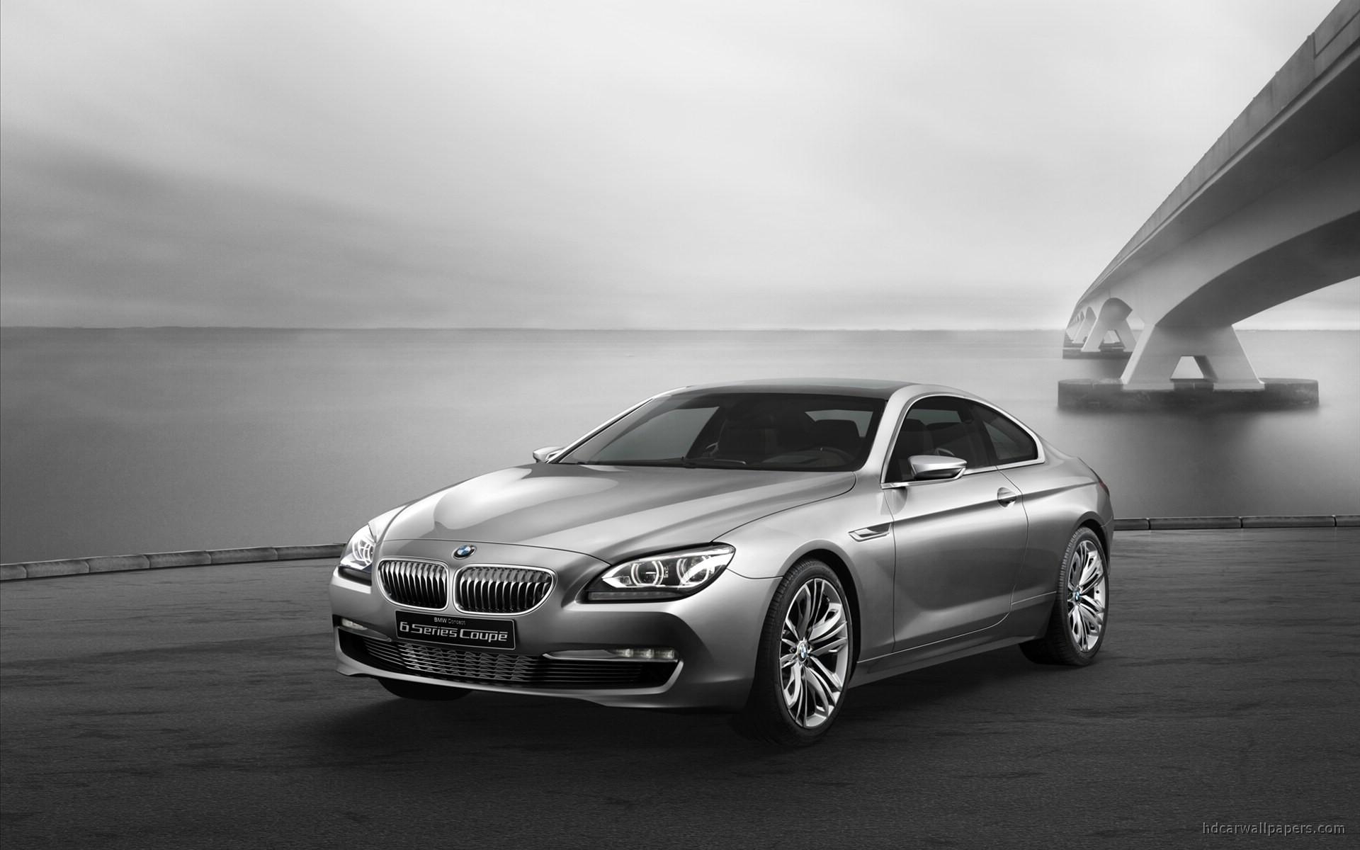 2010 BMW 6 Series Concept Wallpaper   HD Car Wallpapers ...