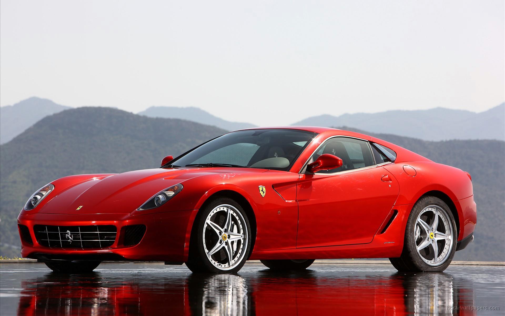 2010 Ferrari 599 GTB HGTE