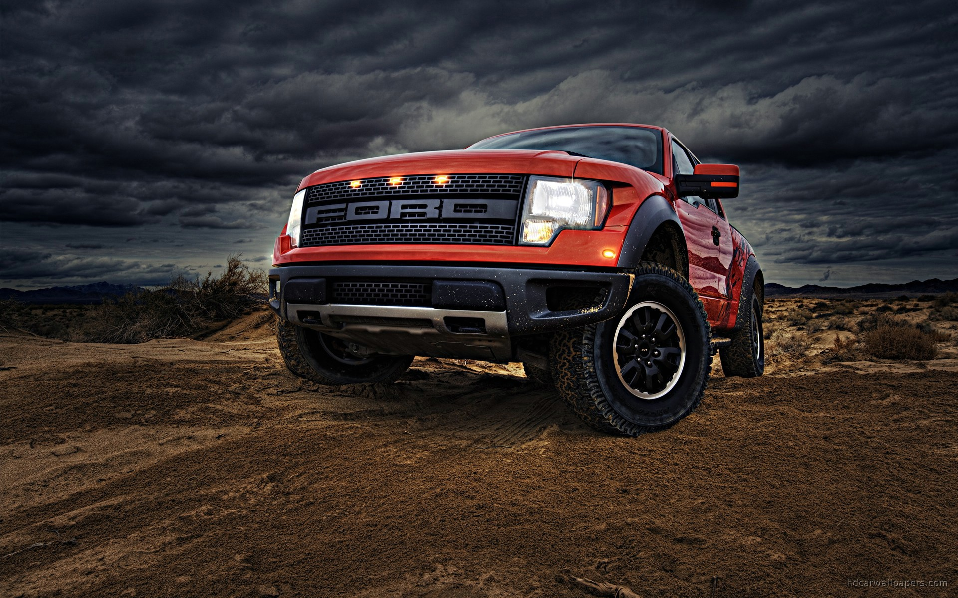 2010 ford f150 svt raptor wide