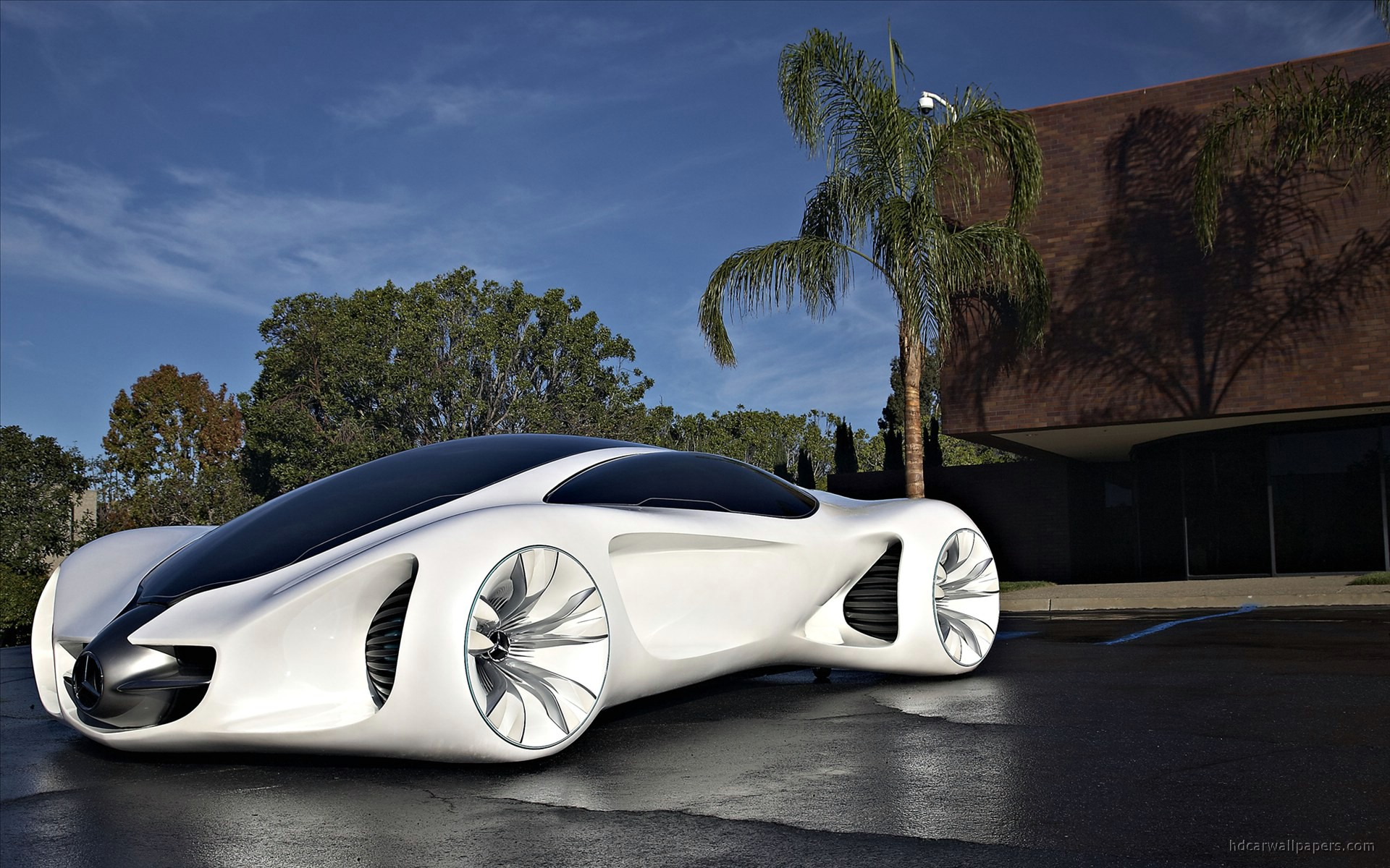 2010 Mercedes Benz Biome Concept Wallpaper Hd Car Wallpapers Id