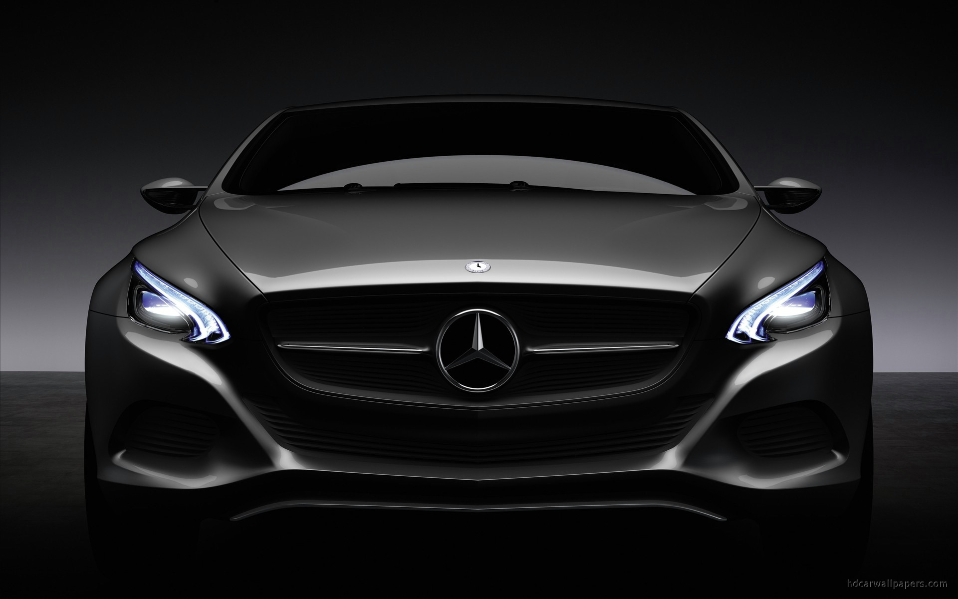 Beautiful 2010 Mercedes Benz F800 Style Concept 6