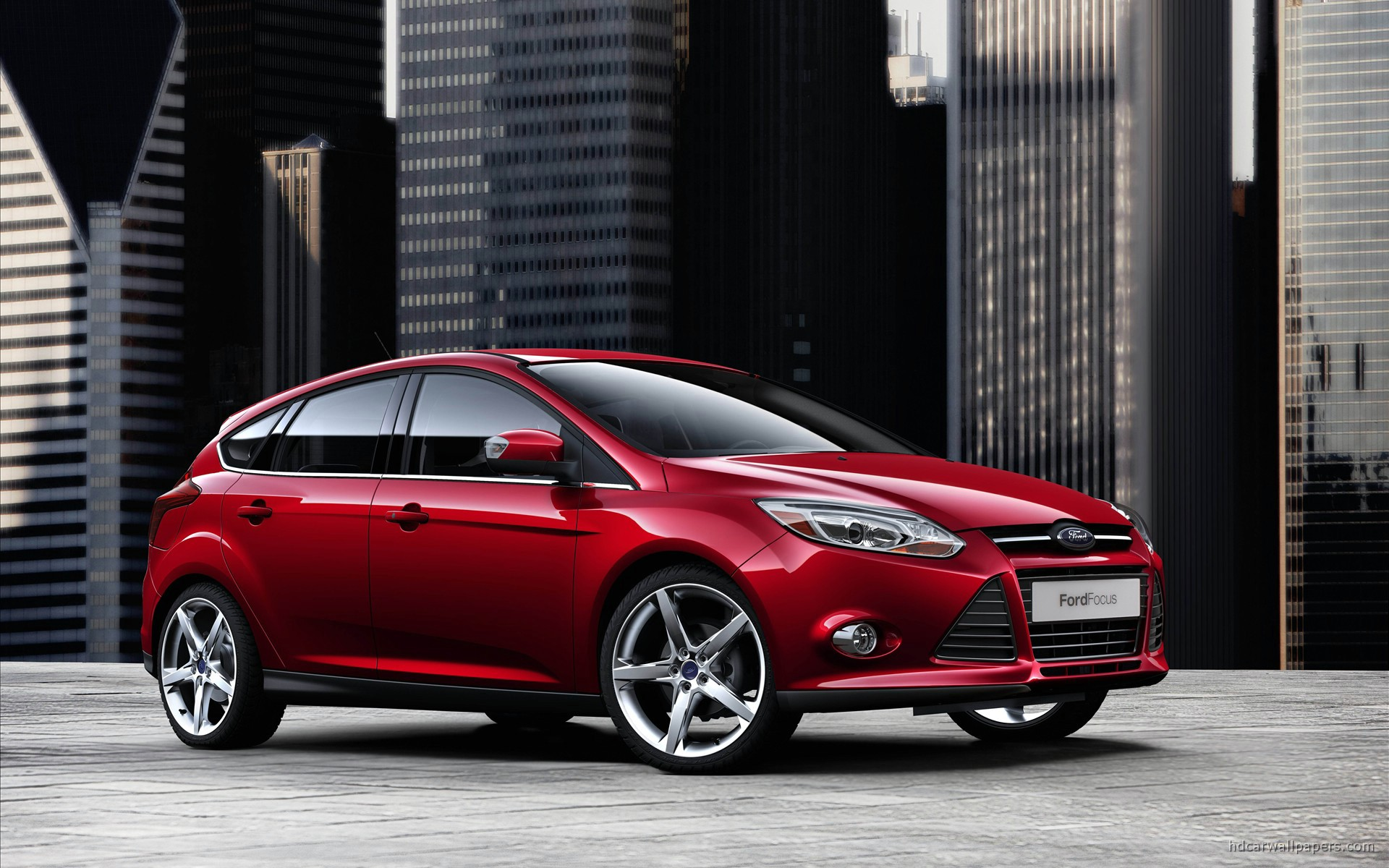 2010 next generation ford focus wallpaper | hd car wallpapers