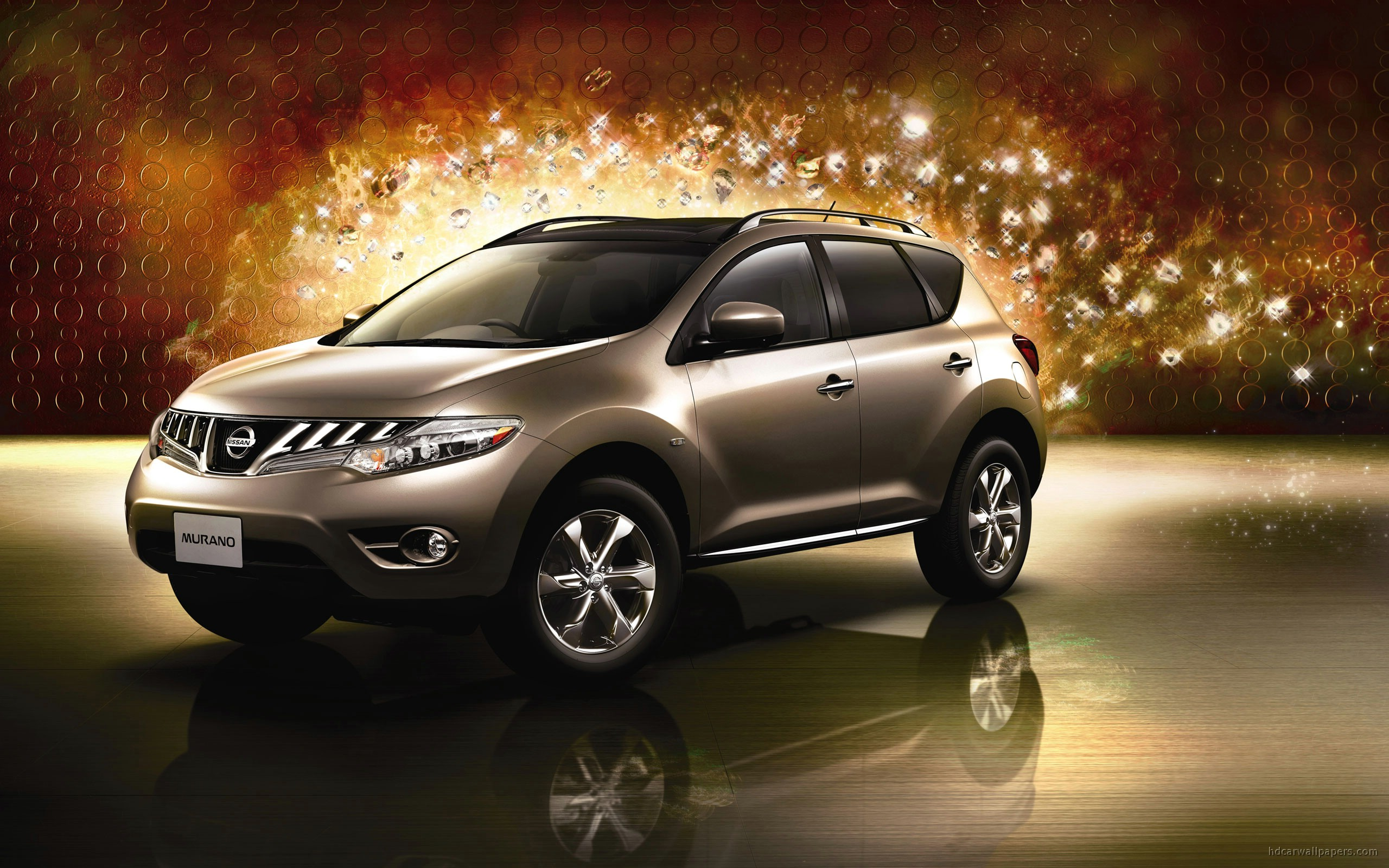 2010 Nissan Murano Wallpaper Cars Hd Desktop Wallpapers