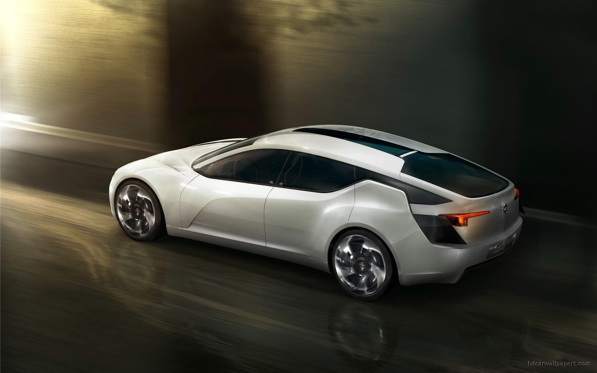 2010 Opel Flextreme GT E