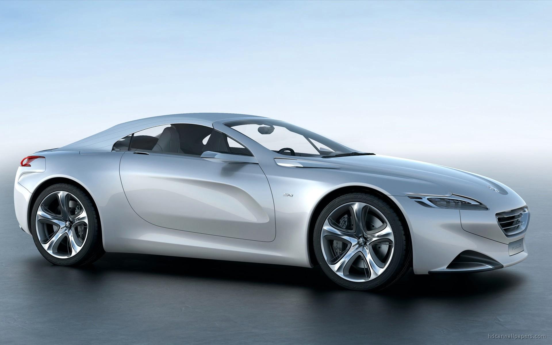 2010 Peugeot SR1 Concept Car 2 Wallpaper | HD Car Wallpapers | ID #1439