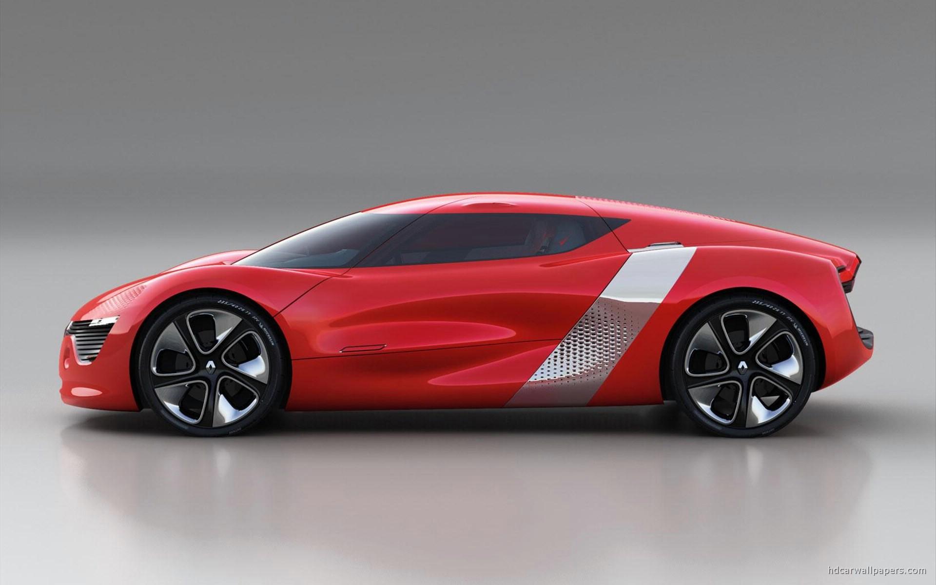 2010 Renault DeZir Wallpaper | HD Car Wallpapers
