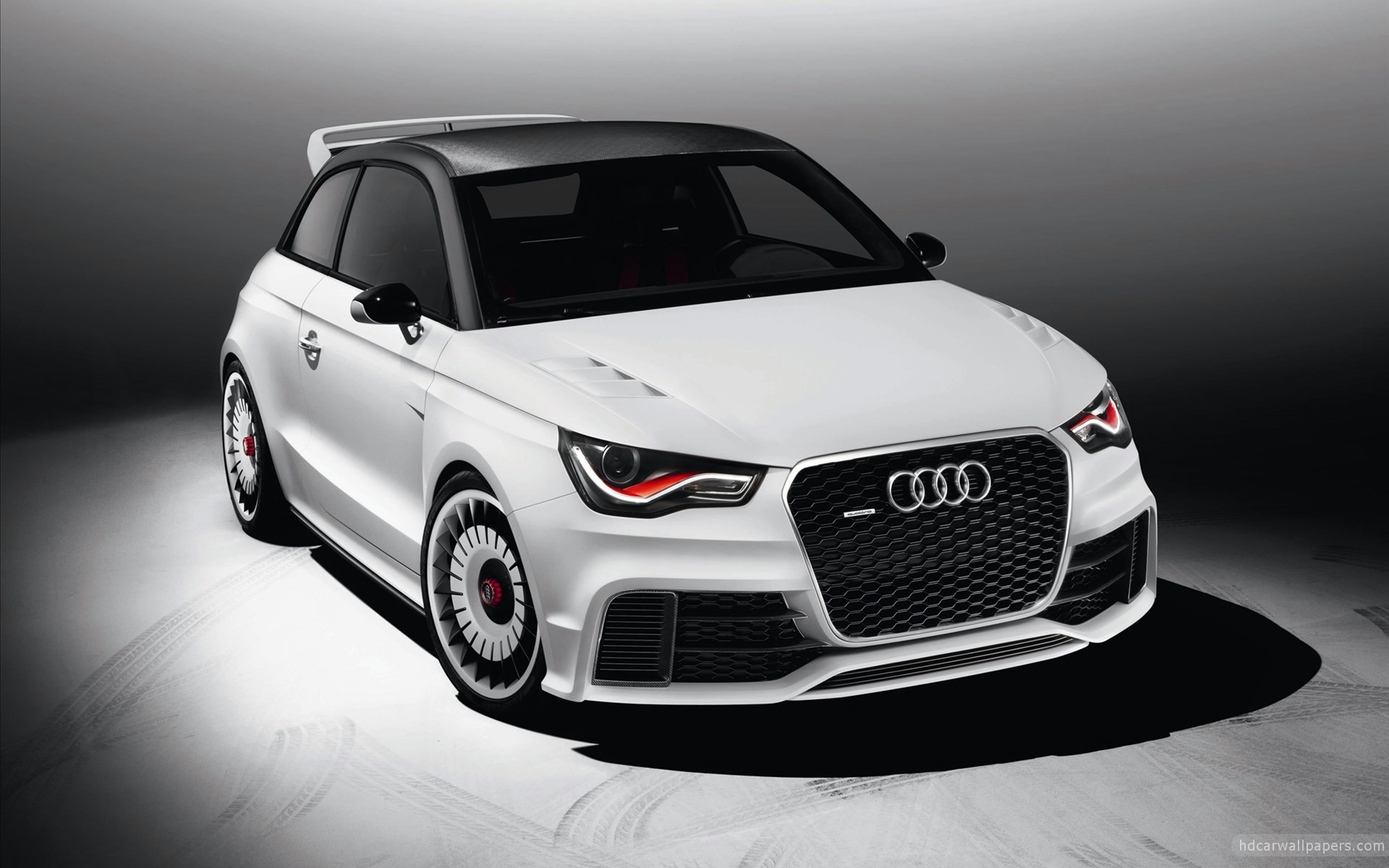 2011 audi a1 clubsport quattro 3 wallpaper hd car wallpapers id 2062. Black Bedroom Furniture Sets. Home Design Ideas
