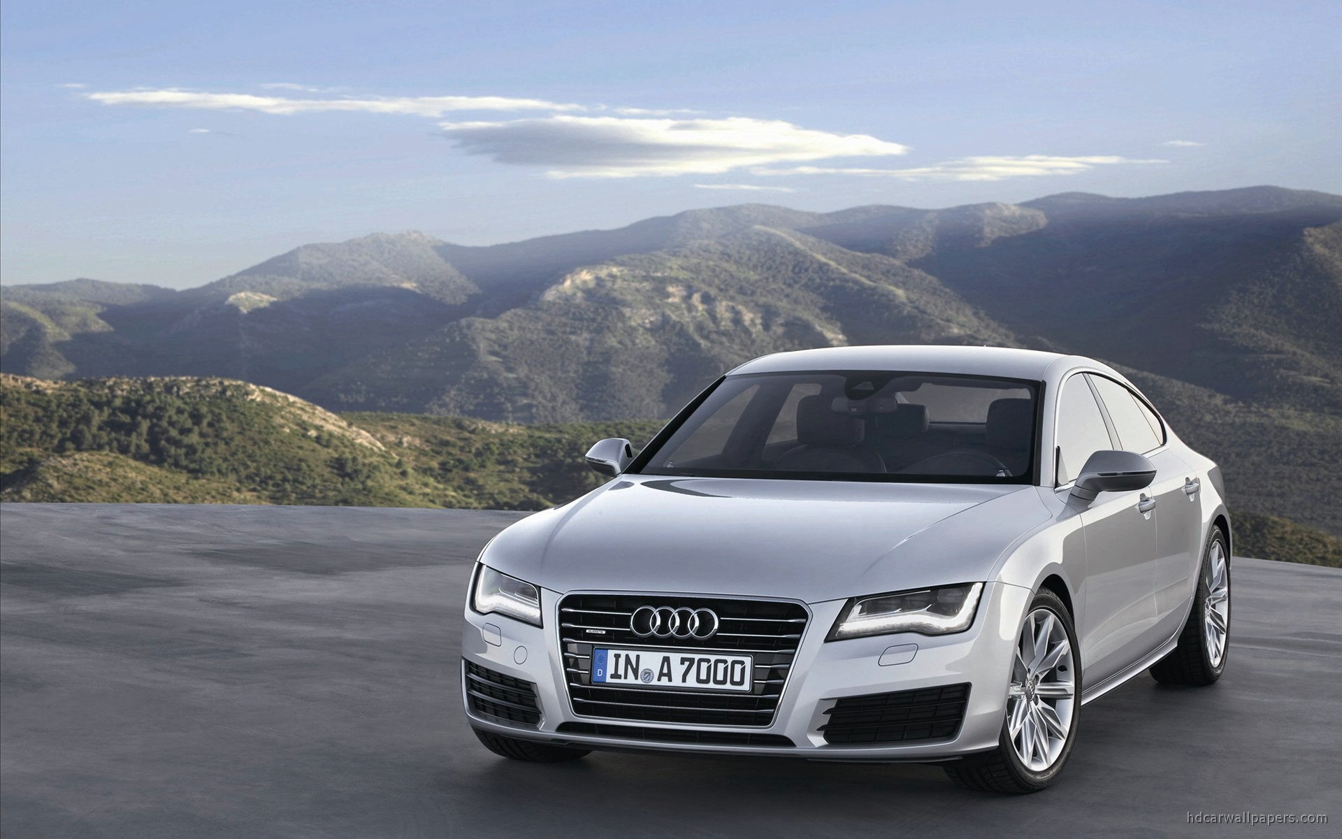 2011 Audi A7 2 Wallpaper Hd Car Wallpapers Id 1843