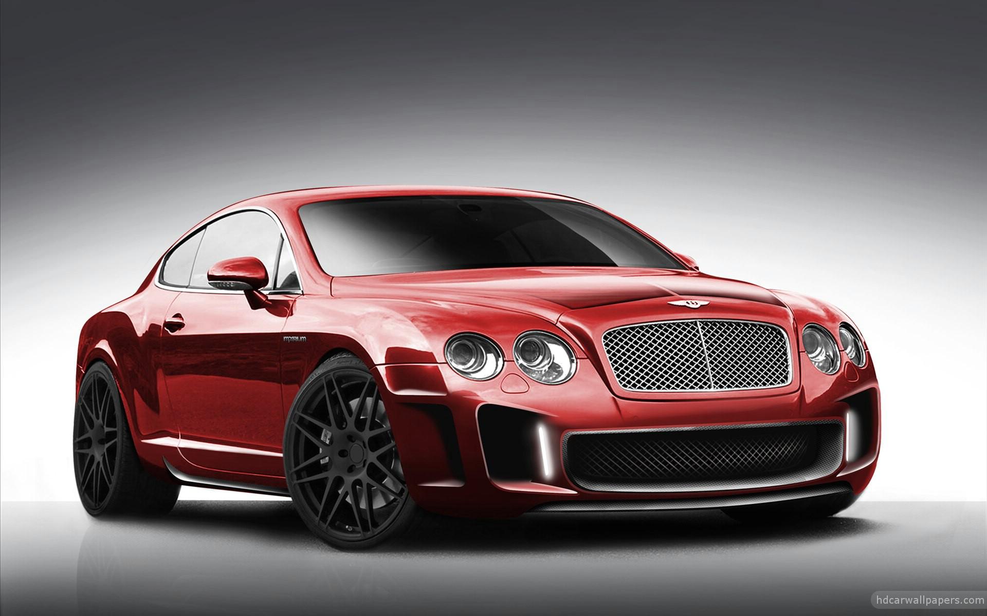 2011 Bentley Continental GT Imperium Wallpaper