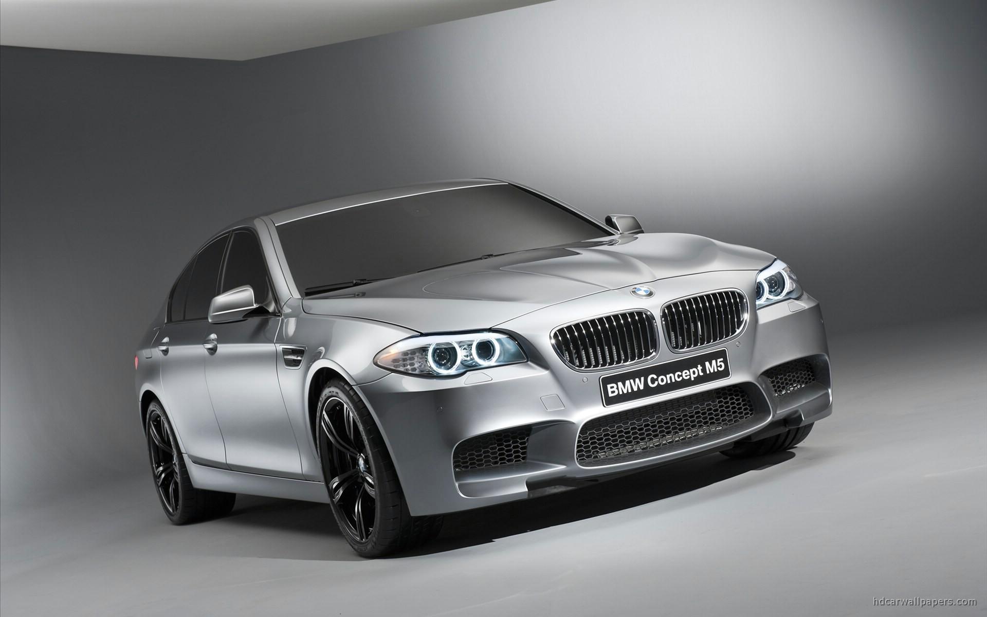 2011 BMW M5 Concept Car
