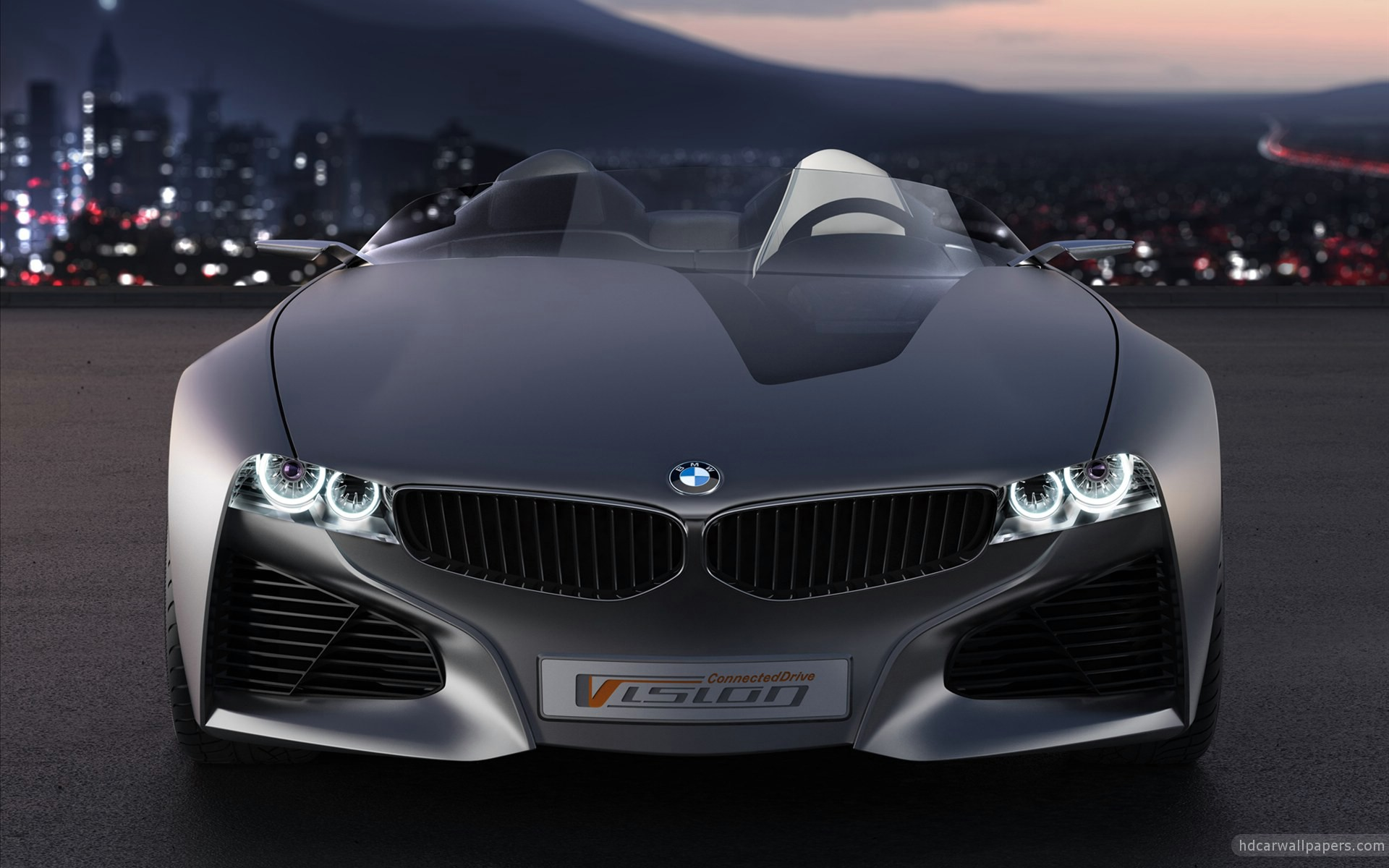 2011 Bmw Vision Connected Drive Concept 5 Wallpaper Hd