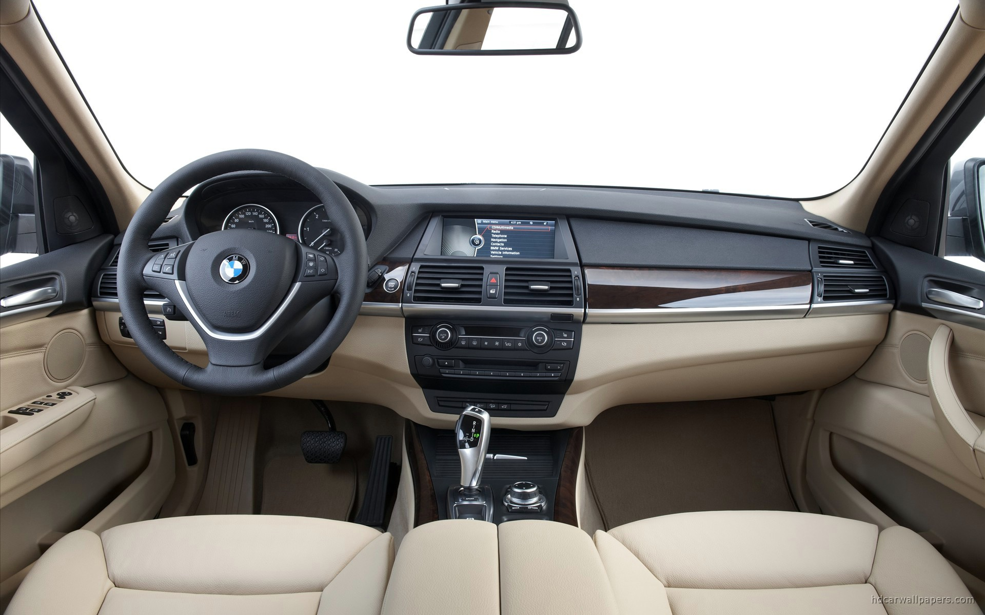 2011 Bmw X5 Interior Wallpaper Hd Car Wallpapers Id 303