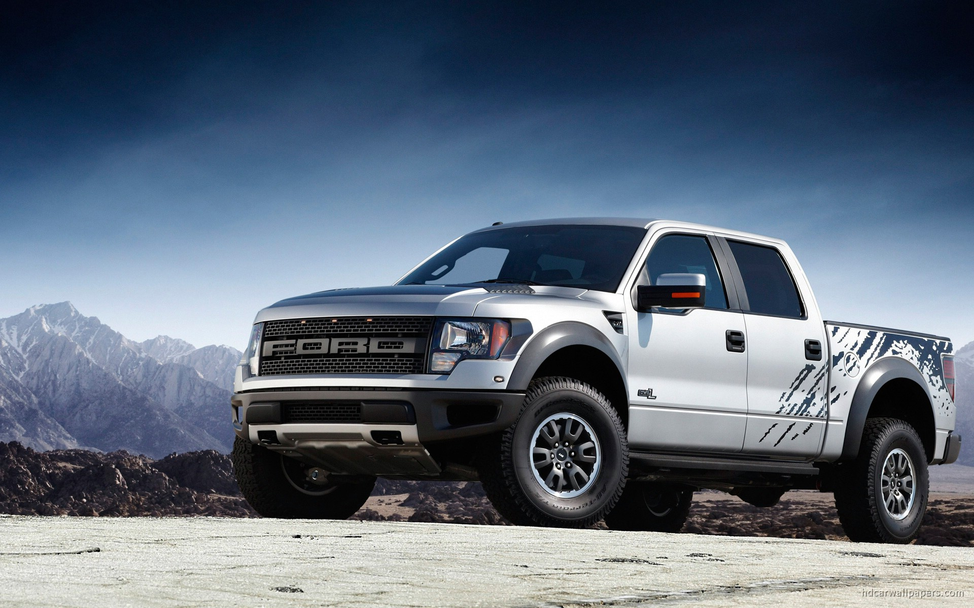 2011 ford f150 Raptor Wallpaper | HD Car Wallpapers