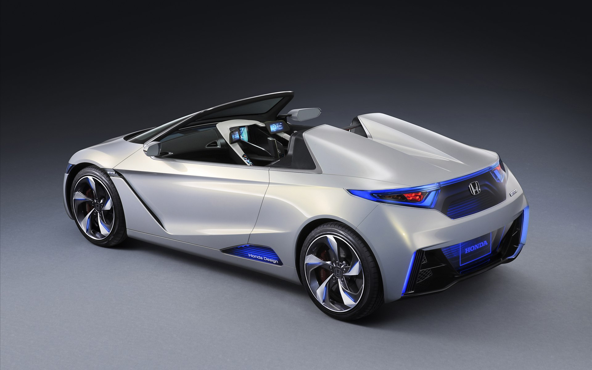 2011 Honda Ev Ster Concept 2 Wallpaper Hd Car Wallpapers Id 2329