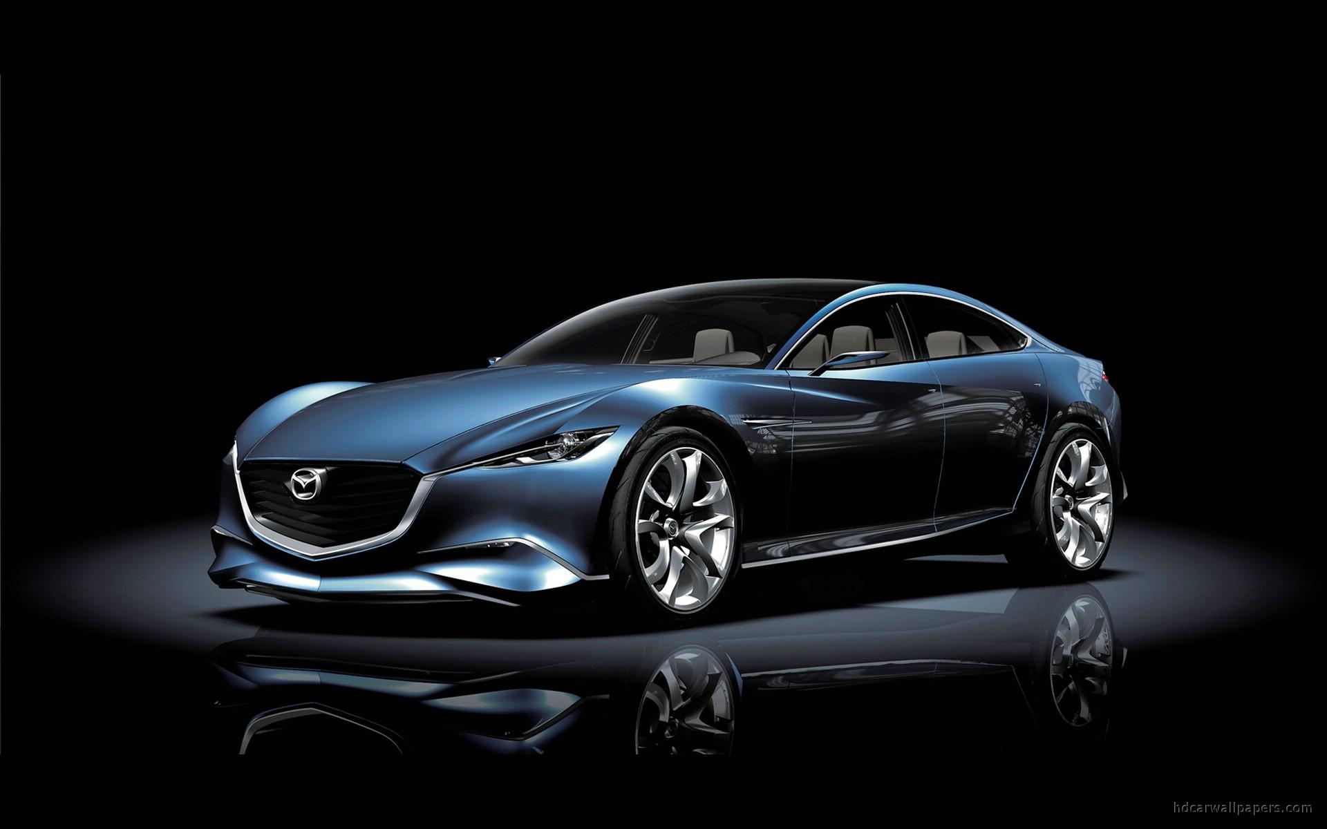 Design Concepts Wallpaper : Mazda shinari concept wallpaper hd car wallpapers