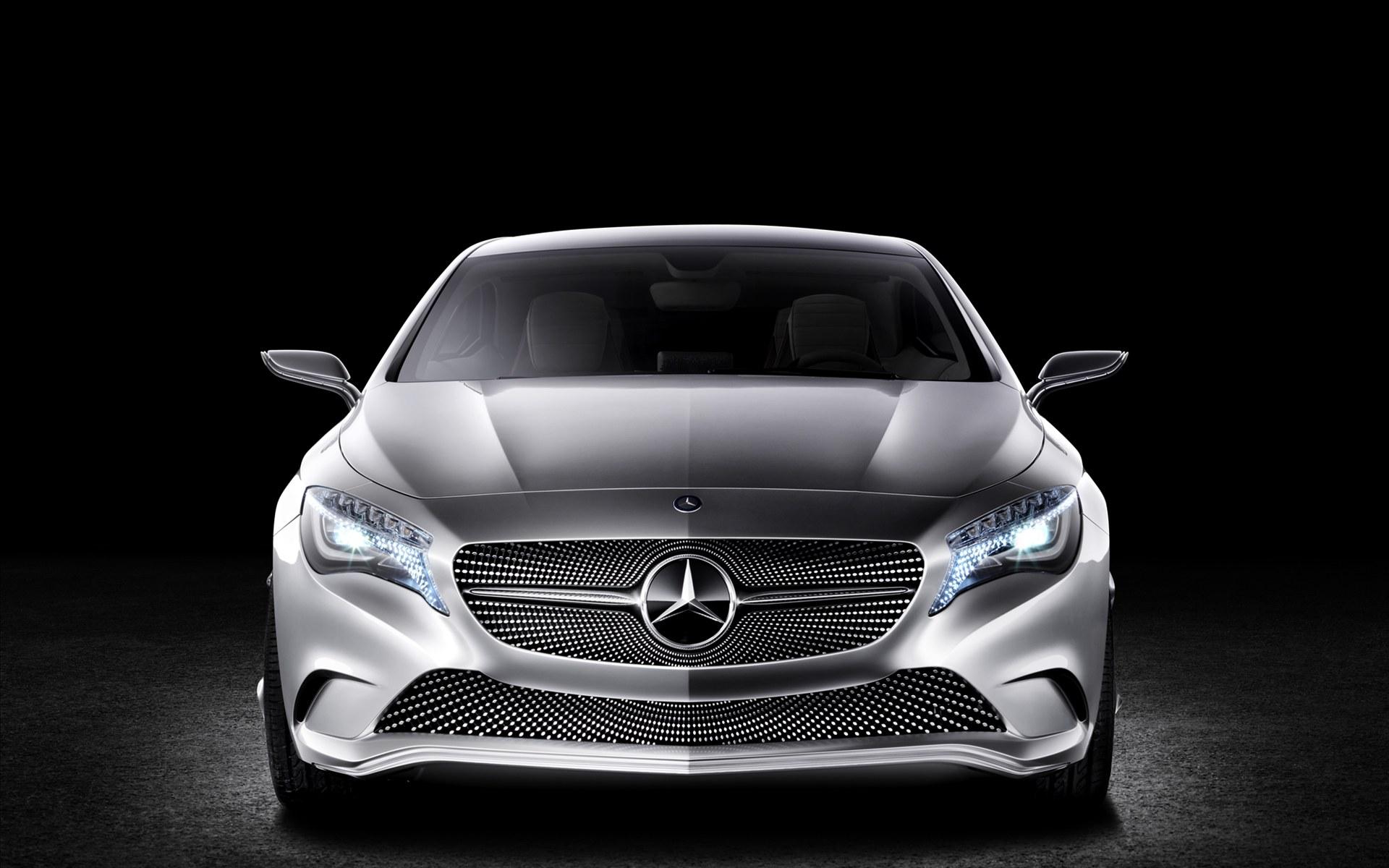 2011 Mercedes Benz Concept A Class 2