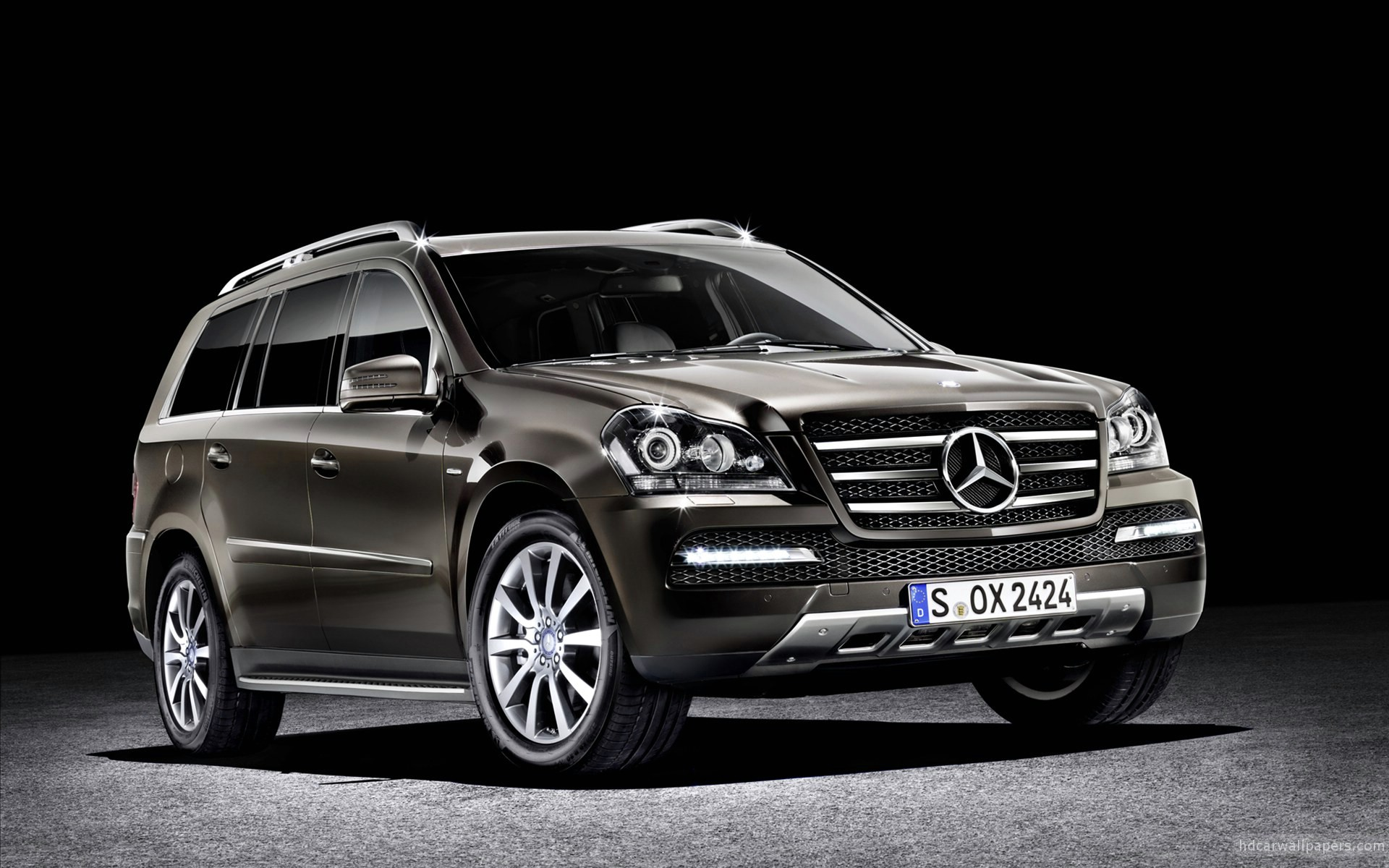 2011 mercedes benz gl class grand edition wallpaper hd for 2011 mercedes benz gl550