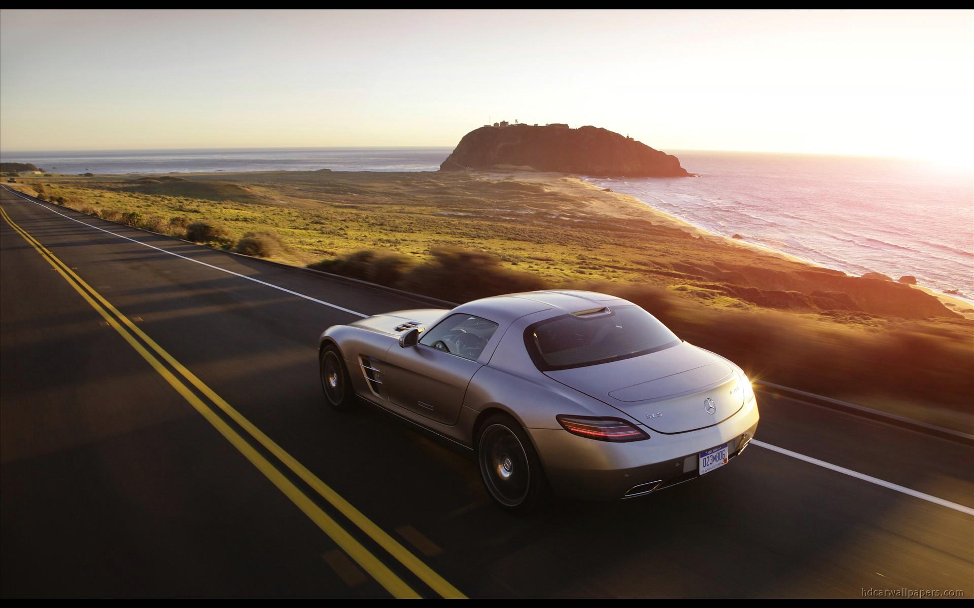2011 Mercedes Benz SLS AMG 9 Wallpaper | HD Car Wallpapers ...