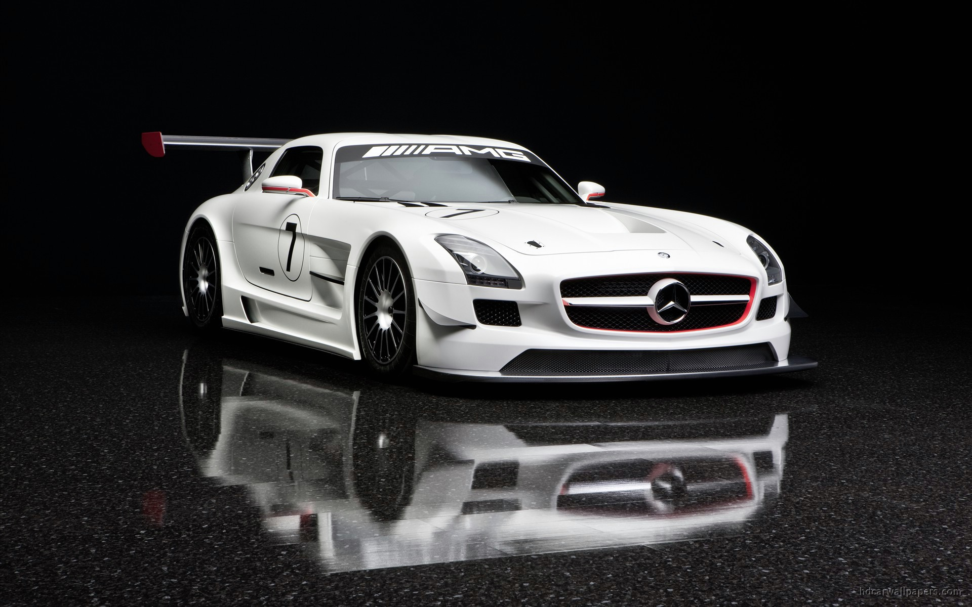 2011 mercedes benz sls amg gt3 wallpaper hd car wallpapers. Black Bedroom Furniture Sets. Home Design Ideas