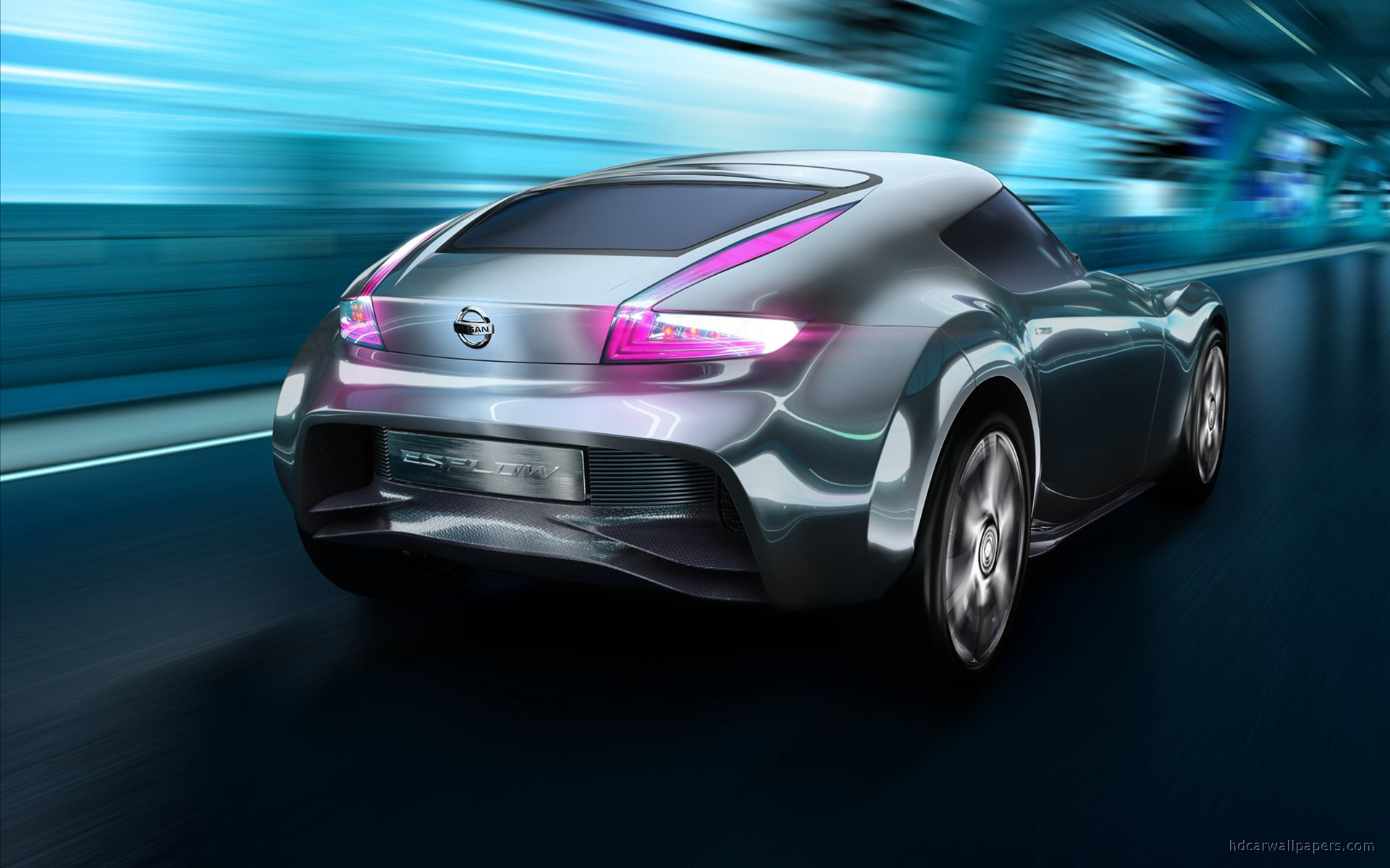 Nissan electric sports concept