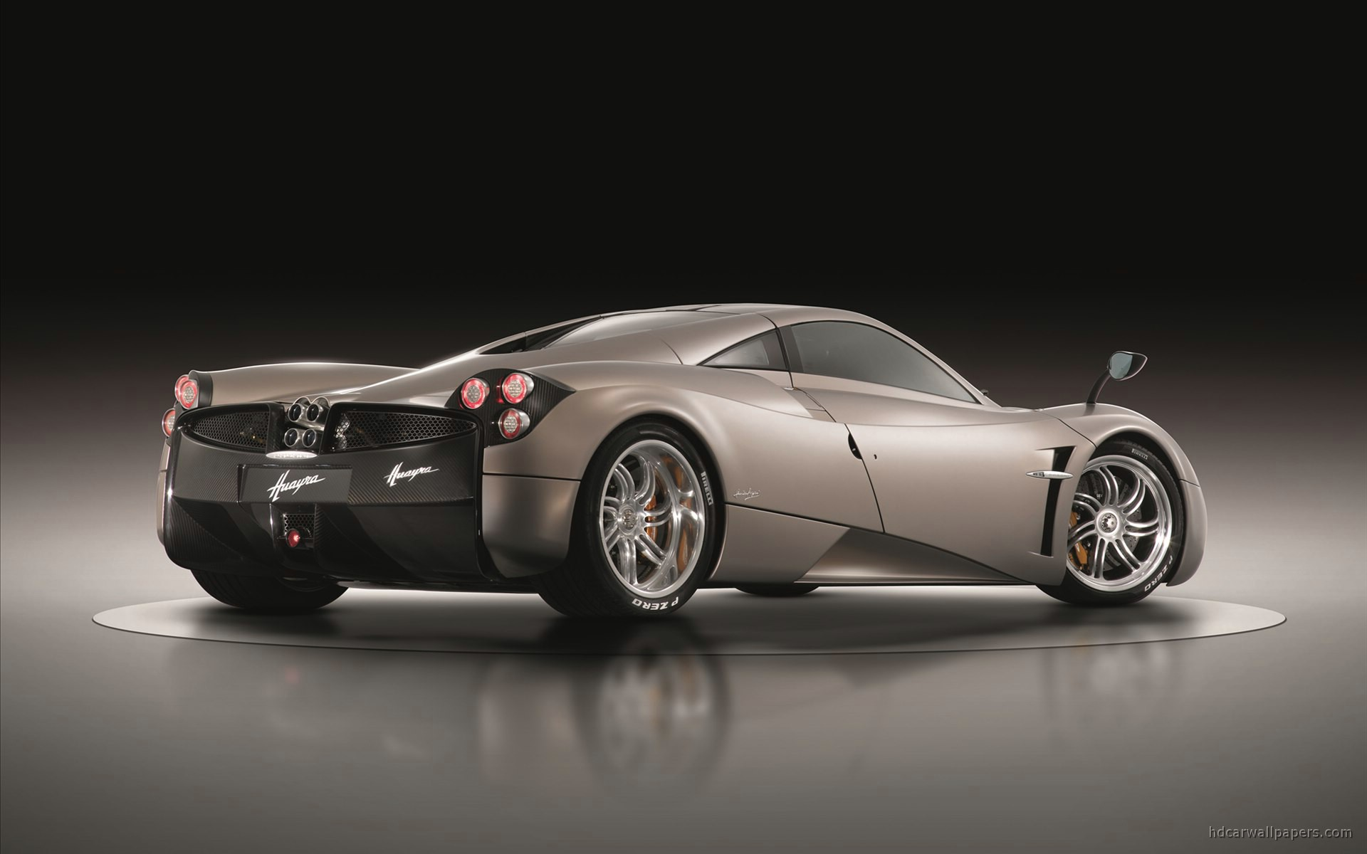 2011 Pagani Huayra 3 Wallpaper Hd Car Wallpapers