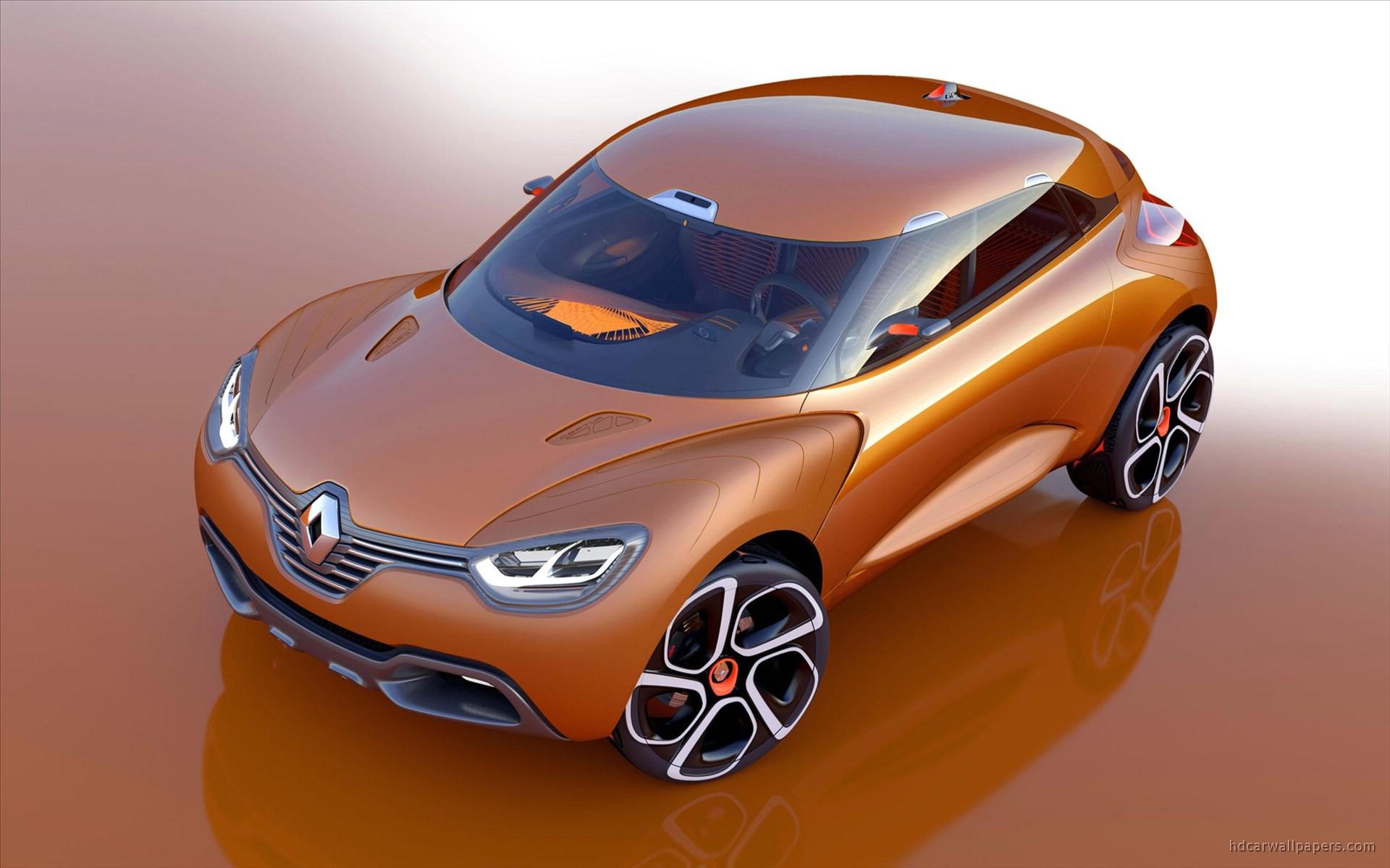 2011 Renault CAPTUR Concept Wallpaper | HD Car Wallpapers