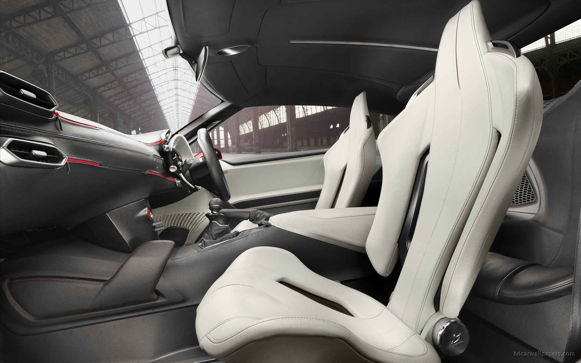 2011 Toyota Ft 86 Sports Concept Interior Wallpaper Hd