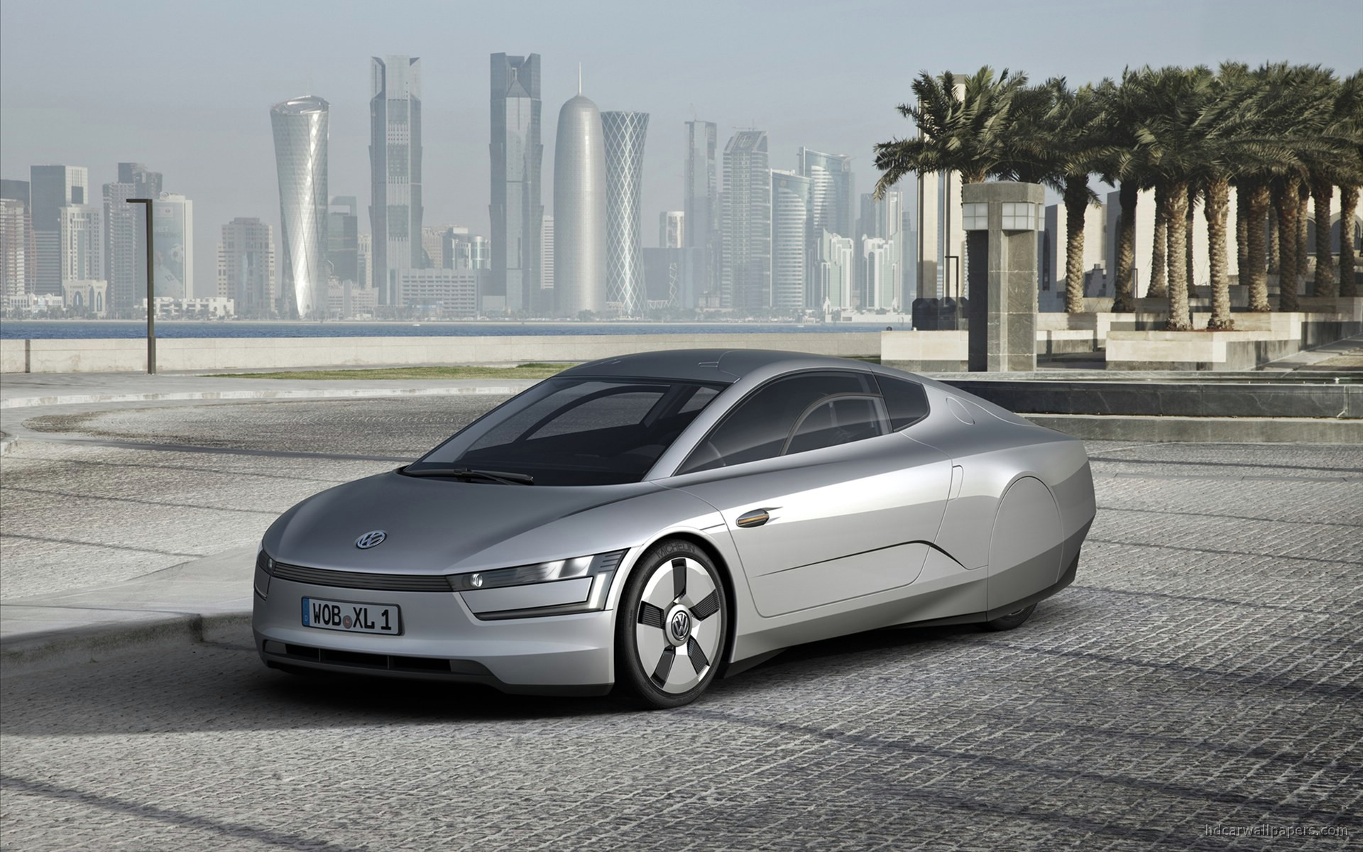 2011 Volkswagen XL1 Concept Wallpaper | HD Car Wallpapers