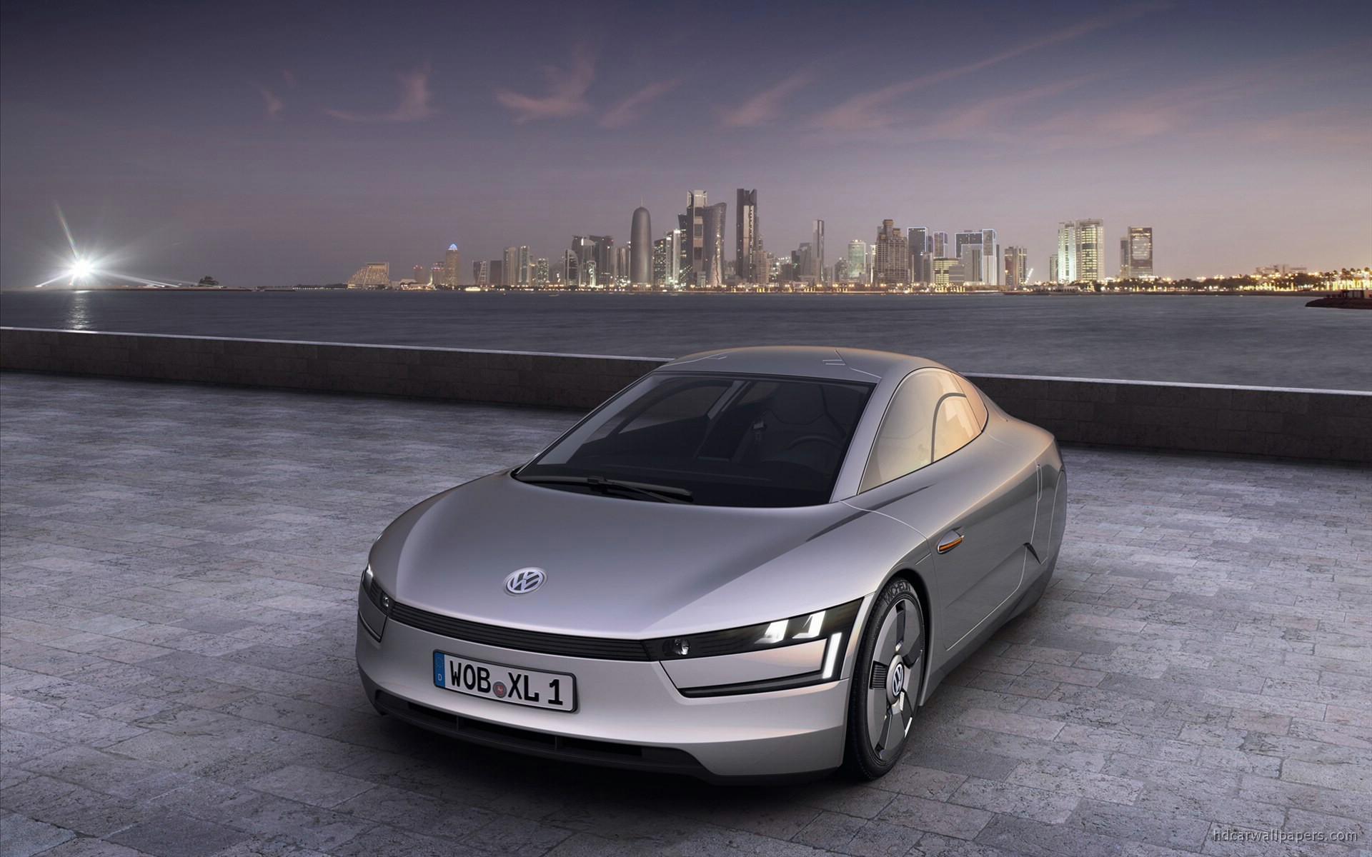 2011 Volkswagen XL1 Concept 3 Wallpaper | HD Car Wallpapers